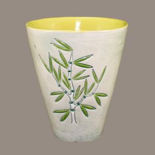 Бамбук - чаша тип конус