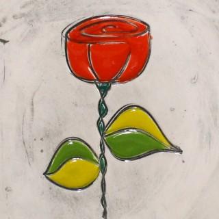 Българска роза - чаша тип конус