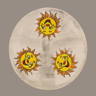 Слънце Чиния Размер L