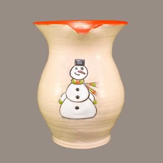 """"""" Снежният човек"""" Кана за вино"""