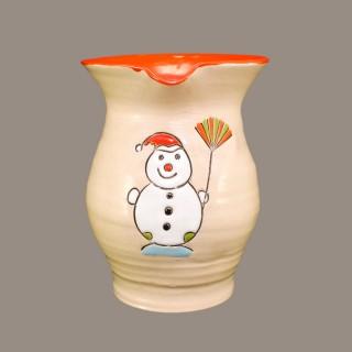 """"""" Снежният човек"""" Модел 2 Кана за вино"""