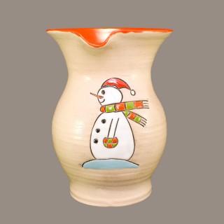 """"""" Снежният човек"""" Модел 3 Кана за вино"""