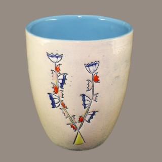 Цвете - модел 2 - чаша тип камбанка