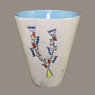Цвете - чаша модел 2 - чаша тип конус