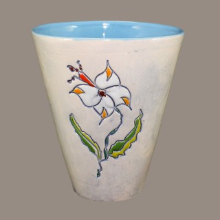 Цвете - чаша модел 3 - чаша тип конус