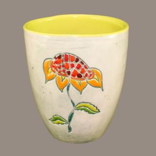 Слънчогледът - чаша тип камбанка