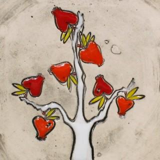 Ябълковото дърво - чаша тип камбанка