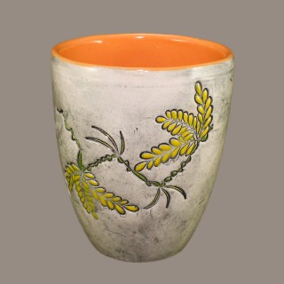 Acacia branch - mug type bell