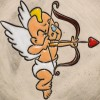 Angel - plate size S