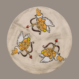 Angel Plate Size M