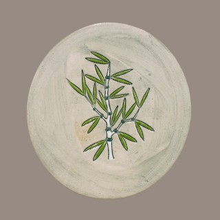 Bamboo Tree - plate size S
