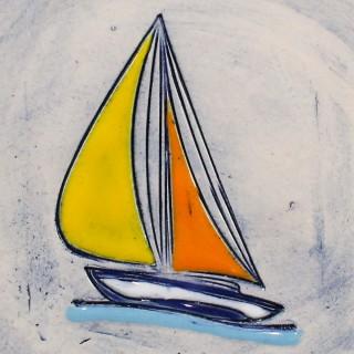 Boat - model 2 - mug bell