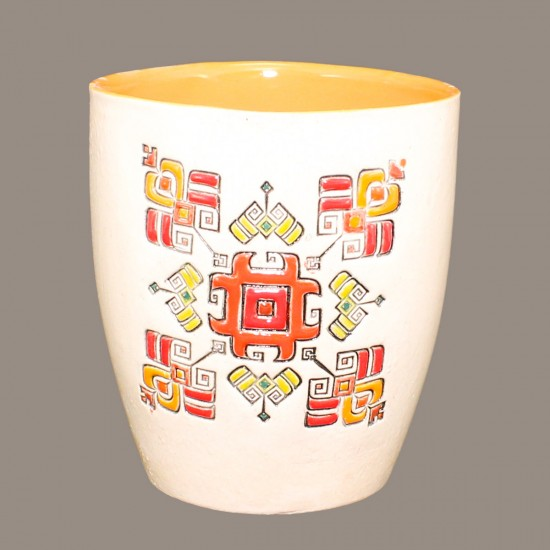 Bulgarian Embroidery Model 2 - BIG MUG