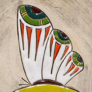 Butterfly - model 1 - plate size S
