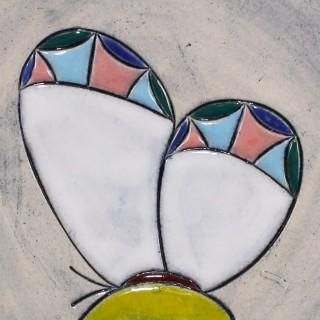 Butterfly - model 2 - plate size S