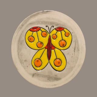 Butterfly - model 4  - plate size S