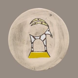 Capricorn - plate size S