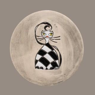 Cat - model 5 - plate size S