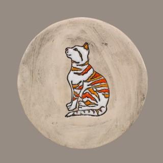 Cat - model 6 - plate size S
