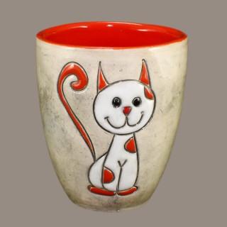 Cat model 7 - mug type bell