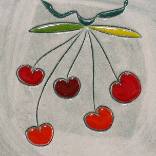 Cherries - plate size S
