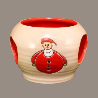 "Christmas Candle "" Santa Claus"" Model 2"