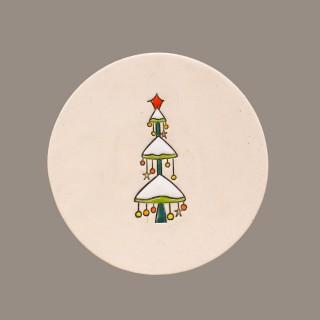 """ Christmas tree"" Model 1 Plate S"