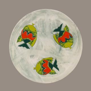 Fish Model 5 Plate Size L