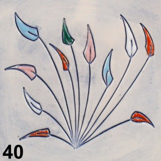 Flower - model 5