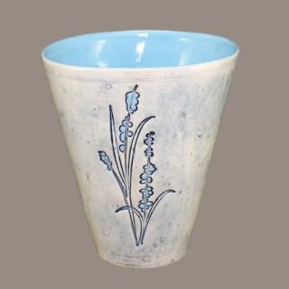 Flower model 8 cone mug