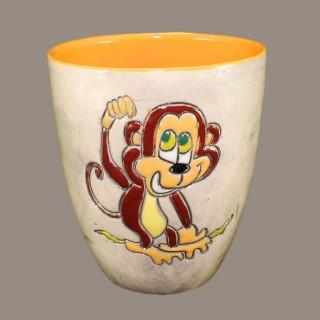 Funky Monkey -mug Mugs