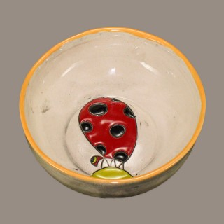 Ladybird 011 Big Bowl