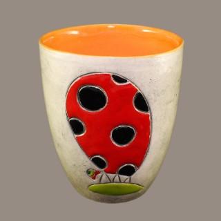 Ladybird - mug Mugs