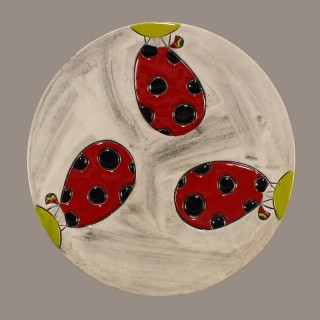 Ladybird Plate Size L