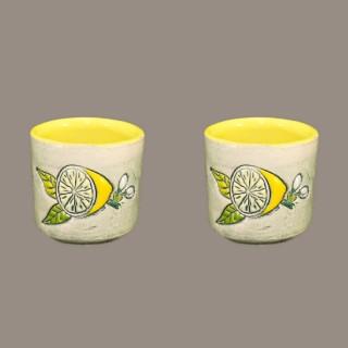 Lemon Small Shot Set