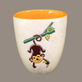 Little Monkey - mug Mugs