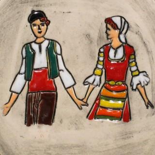 Maiden and Swain Mugs