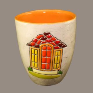 Mug Old Bulgarian House Cups