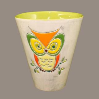Owl - mug Mugs