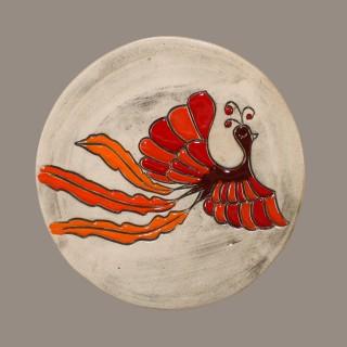 Phoenix - plate size S