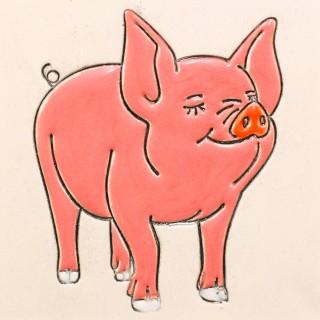 Piglet - big shot