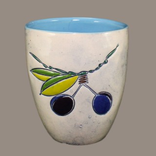 Plums - mug Mugs