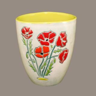 Poppies - mug Mugs