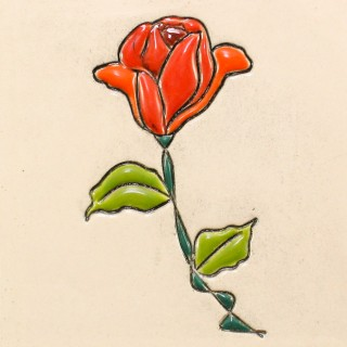 Rose model 2 mug bell