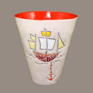 Sailing ship - mug Mugs