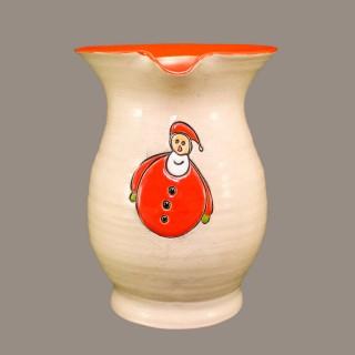 """ Santa Claus"" Model 2 Wine jug"