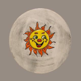 Sun - plate size S