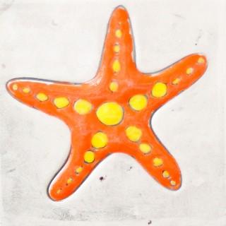 Starfish mug bell