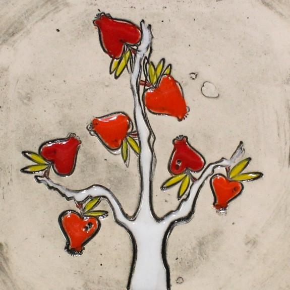 The Apple Tree mug bell