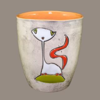 The Cat - big mug model 1